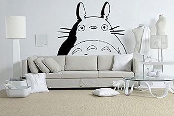 Charmant Totoro Wall Decal Sticker 73X56cm