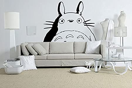 Perfect Totoro Wall Decal Sticker 73X56cm