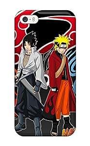 Premium Durable Naruto Shippuden Anime Fashion Tpu Iphone 5/5s Protective Case Cover