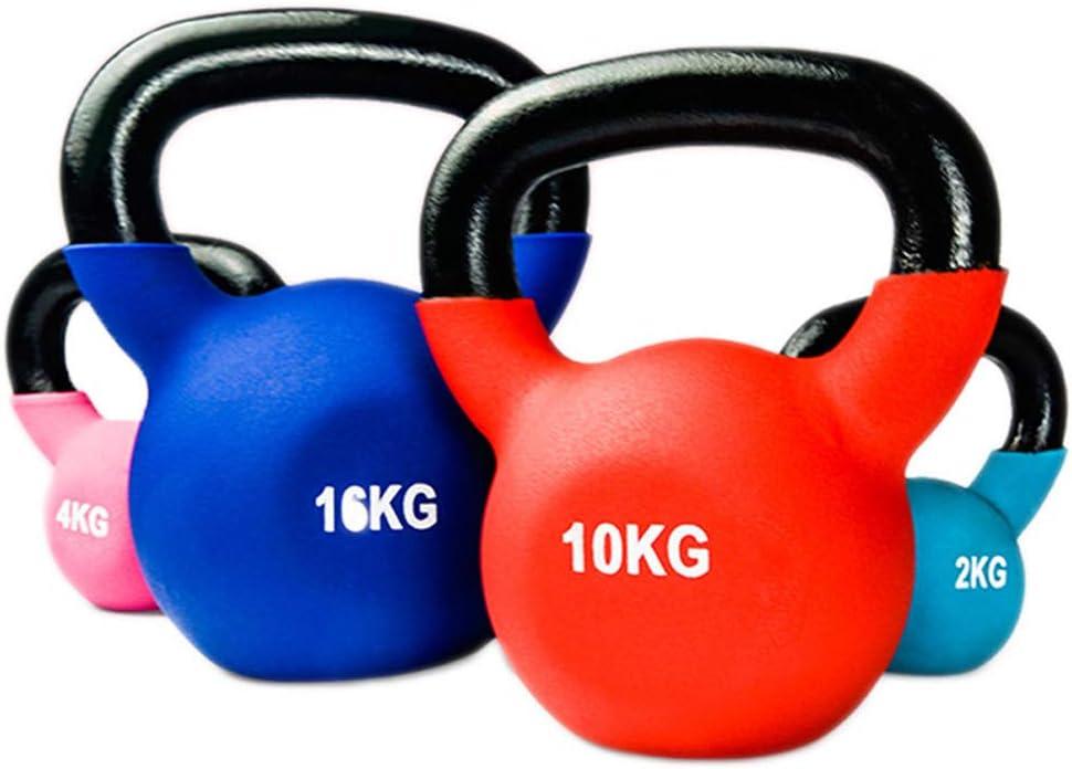 YXST Kettlebell 2kg/4kg/6kg/8kg/10kg/12kg/14kg/18kg/20kg Equipo De Entrenamiento De Gimnasio En Casa Fuerza Fitness Entrenamiento con Pesas Pilates