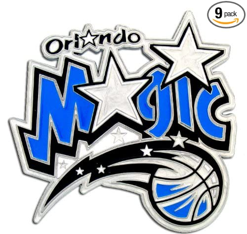Siskiyou XBTHS050S Orlando Magic Hitch Cover