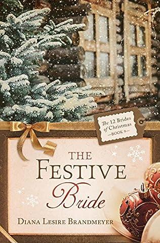 book cover of The Festive Bride