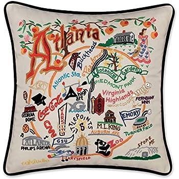 Amazon.com: catstudio Atlanta almohada: Home & Kitchen