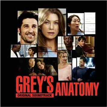 Tv Programost Greys Anatomy Volume 1 Original Soundtrack