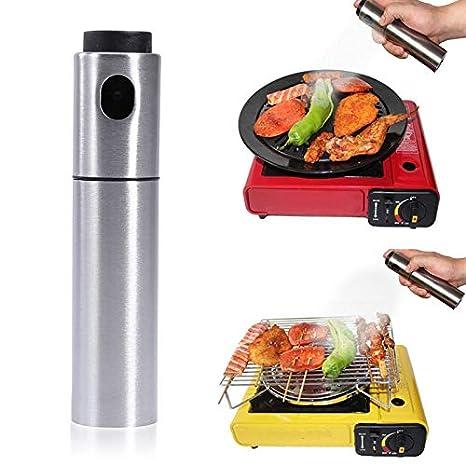 Amazon.com: Sprayer de aceite de acero inoxidable accesorios ...