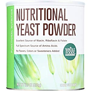 Whole Foods Market, Nutritional Yeast Powder, 15.9 oz