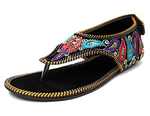 n Sandales SS212 Multicoloured pour Step Style Femme Zdqw0H0