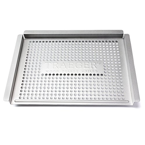 Traeger BAC273 Stainless Grill Basket product image