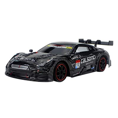 Wenasi RC Car Racing Drift Car, 2.4Ghz 4WD High Speed Remote Control Racer Hobby Vehicle Toy Boys Girls Gifts: Toys & Games