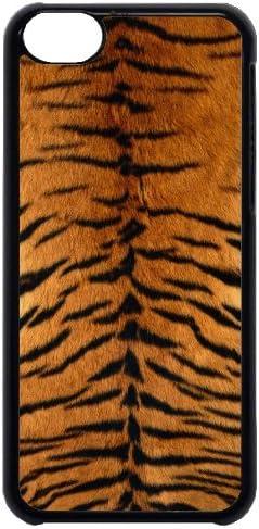 Coque Iphone 5C Pelage poils fourrure de tigre modéle 2: Amazon.fr ...