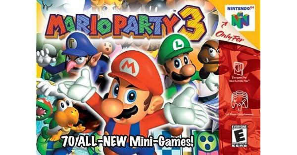Amazon com: Mario Party 3: Video Games