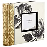 Hallmark Black and White Roses Photo Album Photo Albums Animals & Nature