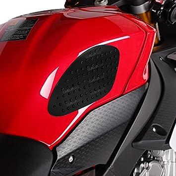 Seiten Tankpad Für Suzuki Bandit 600 650 1200 1250 S B King Gladius 650 Gsr 600 750 Hayabusa Sv 650 1000 S V Strom 1000 250 650 Xt Motea Grip S Schwarz Auto
