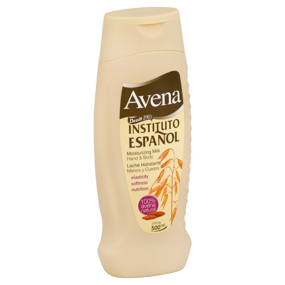 Amazon.com : Avena Moisturizing Milk Hand & Body Lotion 17 oz (Pack of 2) : Beauty