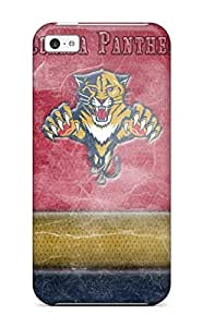 Hot TKykzuu6901DsIvq Florida Panthers (3) Tpu Case Cover Compatible With for ipod Touch 4