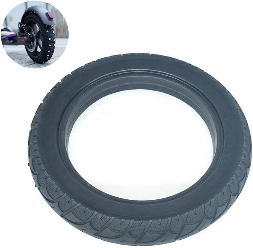 Neumáticos, neumático de Scooter eléctrico, neumático sólido a Prueba de explosiones de 12 1 / 2x2 1/4, sin inflado, Adecuado para neumático de Silla de Ruedas eléctrica de 12 Pulgadas 57-203