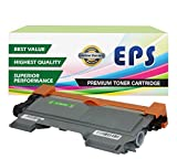 EPS Compatible Replacement For Brother TN450 Toner Cartridge, High Yield (2,600 Yield) - Black