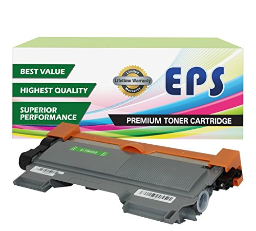EPS Replacement Brother TN450 Toner Cartridge, High Yield (2,600 Yield) - Black (Eps Replacement Brother Tn Toner compare prices)