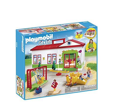 Jouer ensemble Nursery Playgroup Playmobil dp BEAXOZXQ