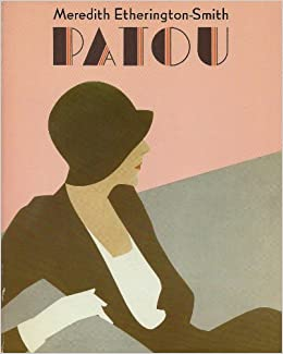 Book Patou by Meredith Etherington-Smith (1983-01-03)