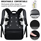 Laptop Backpack,Business Travel Anti Theft Slim