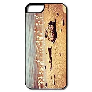 Designed Section Safe Slide Beach Pebbles IPhone 5/5s Case For Family