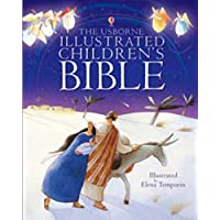 Illustrated Childrens Bible Reduced Ed