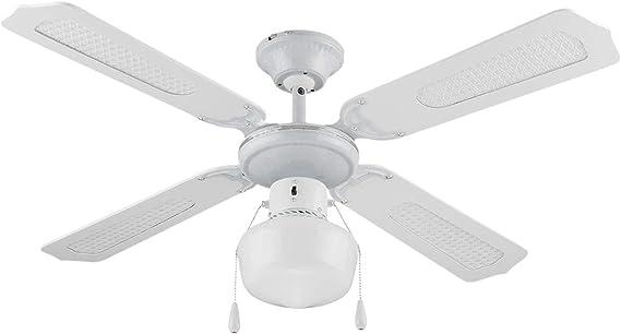Artrom AWS-42 Ventilador Blanco[Clase de eficiencia energética A ...