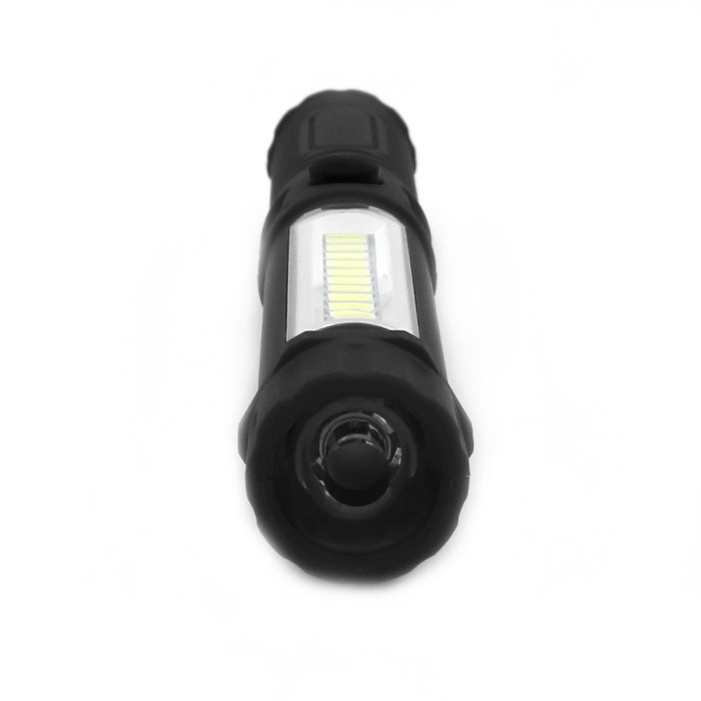 Tactical Mini LED Portable Pocket LED Flashlight (Not Included Battery ) Light Lamp Super Bright Perfect for Camping Biking Home Emergency
