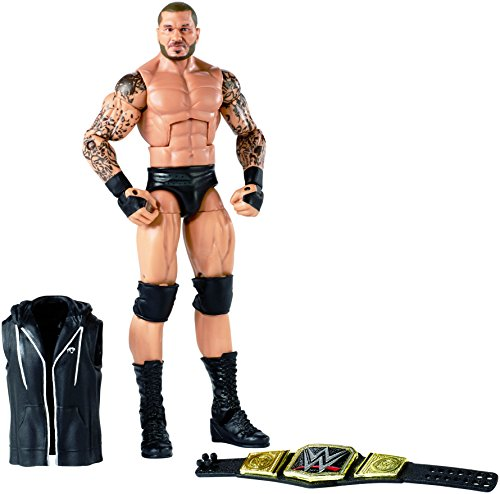 WWE Wrestle Mania Elite Randy Orton Figure Action by WWE