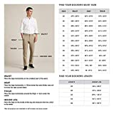 Dockers Men's Straight Fit Workday Khaki Smart 360