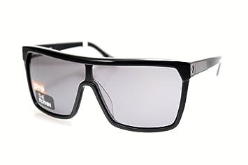 373a837060aa Spy Flynn Black W Matte Black Grey Lens Sunglasses  Amazon.ca ...