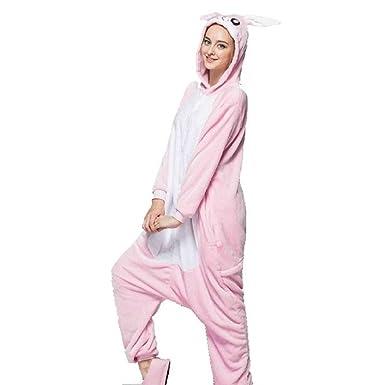 Pijama Animal Entero Unisex para Adultos como Ropa de Dormir ...