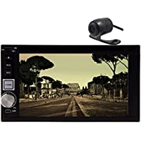 Android 4.2 Car In Dash Radio ALL-Touch Tablet DVD Radio Player 6.2 In Dash inch Double Din In Head Unit Dash Capacitive HD Multi-Touch Autoradio Screen GPS Navigation Radio Video Stereo Support