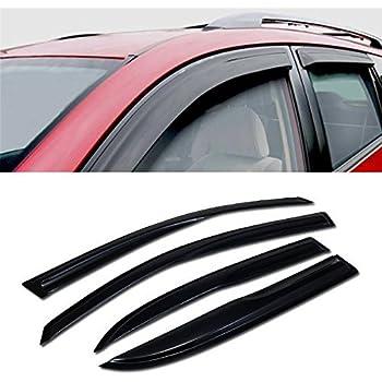 SUN//RAIN//WIND GUARD SHADE DEFLECTOR WINDOW VISORS 2000-2006 GMC YUKON XL DENALI