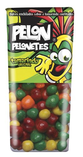 PELON Pelonetes Tamarind Candy, 1.23 Ounce (Pack of 144) by Pelon Pelo Rico