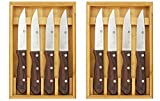 ZWILLING J.A. Henckels 8-pc Steakhouse Steak Knife Set with Storage Case