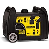 Champion Power Equipment 100233 3400W Inverter Generator w/ Parallel Capability