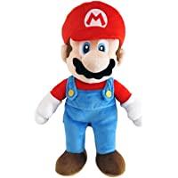 Sanei Super Mario Bros Plush Mario 10' Plush