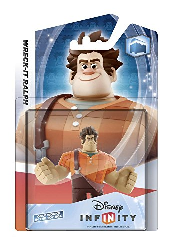 Disney Infinity Interactive Game Piece Character Wreck It Ralph