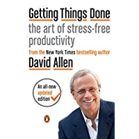 Deals on Getting Things Done The Art of Stress Free Productivity Kindle