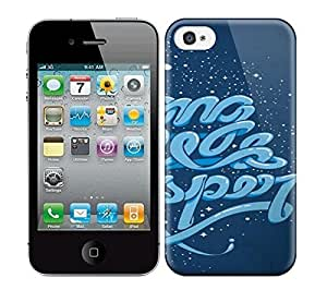 Best Power(Tm) HD Colorful Painted Watercolor Long Life And Prosper Hard Phone Case For Iphone 4/4S