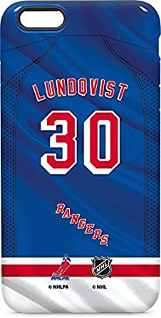 Amazon Com Skinit New York Rangers 30 Henrik Lundqvist Iphone 6 6s