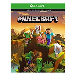 51vQLJmLDTL. SS300  - Xbox-One-S-1TB-Console-Minecraft-Creators-Bundle-Discontinued