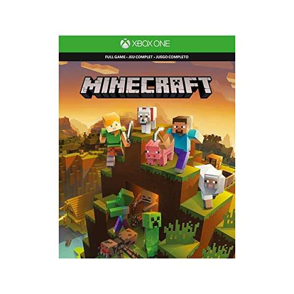 Xbox One S 1Tb Console - Minecraft Creators Bundle (Discontinued) 4