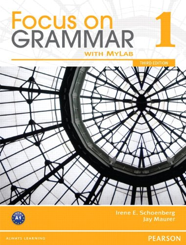 Value Pack: Focus on Grammar 1 Student Book with MyLab English and Workbook (3rd Edition)