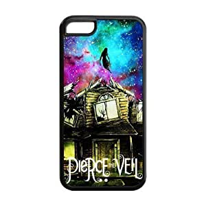 Fashion Pierce the Veil Personalized iPhone 6 plus 5.5'' Rubber Gel Silicone Case Cover