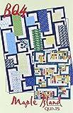 Maple Island Quilts MIQ457 BQ4 Ptrn