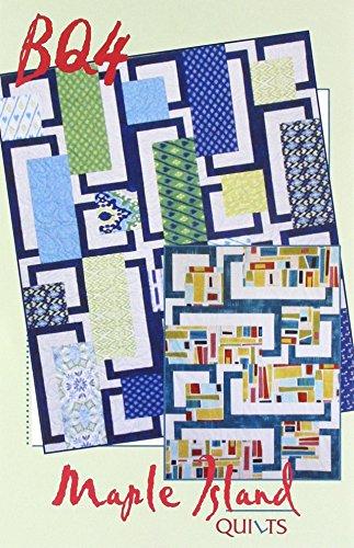 Maple Island Quilts MIQ457 BQ4 Ptrn by Maple Island Quilts