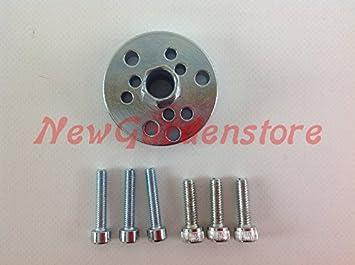 Kit de bloque de pistón de bloqueo del motor de la motosierra de la tecla +extractor de desensambla el embrague: Amazon.es: Bricolaje y herramientas